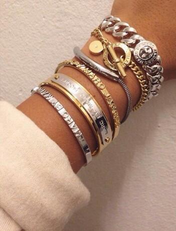 Правила как сочетать золото и серебро в украшениях – интернет-магазин ювелирных украшений silverland.com.ua